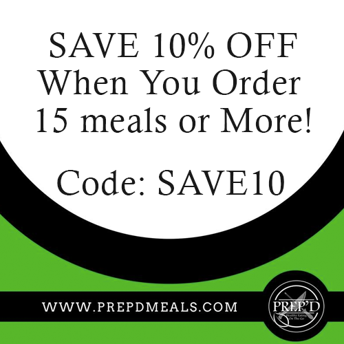 Meal Prep Food Delivery Okc